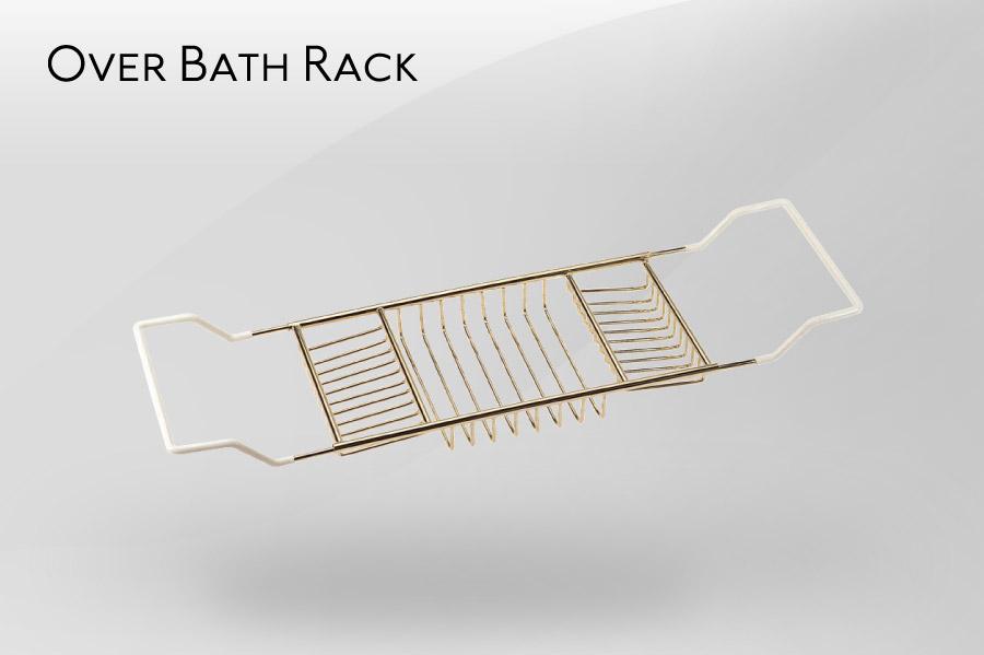 Classic Over Bath Rack
